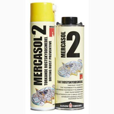 Mercasol 2 (Защитный лак)