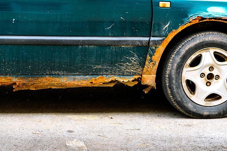 Как самостоятельно защитить машину от ржавчины?