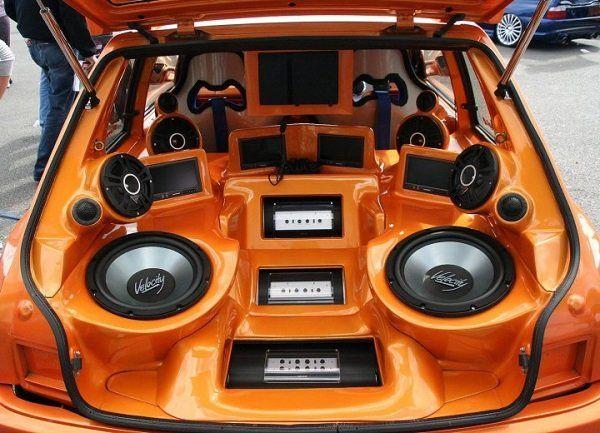 Акустическая система для автомобиля — рекомендуемое оборудование